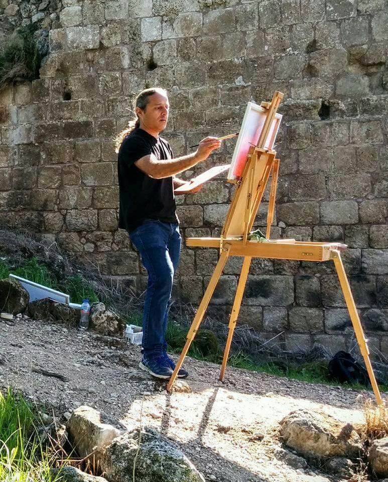 אלון פיליאן - צייר ומורה לציור